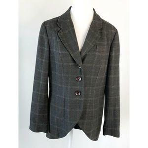 Cabi Wool Blend Blazer Jacket Style 160 Career 14